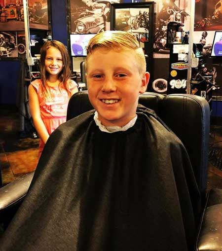 Men's Haircuts Jacksonville and Kids