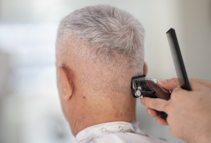 Haircuts For Older Men